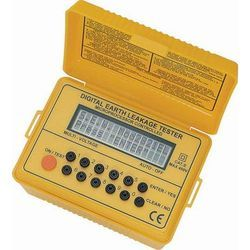 Digital ELCB Tester (Keypad) SEW-2821EL