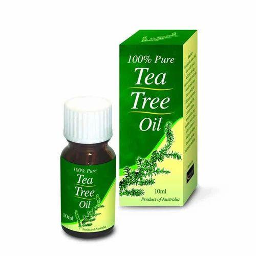 Tea tree oil lichen planus