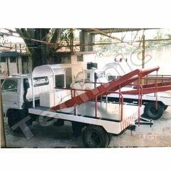 Hydraulic Towing Van