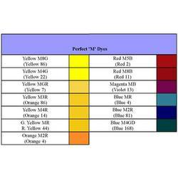 Color Fastness Dyes