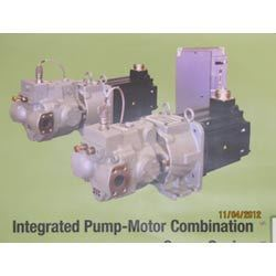Hydraulic Axial Piston Pump, AC Powered, For Automobile Industry