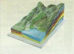 Fluviation Sedimentation Demonstration Device Model BPG3415