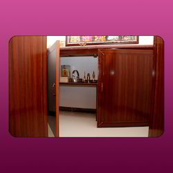 Pooja Room In Selves