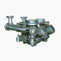 Heavy Duty Industrial Refrigeration Compressor