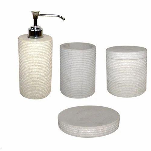 sand stone bathroom sets