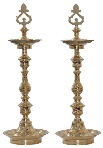 Brass Traditional Ornamental Lamps Brass Ornamental