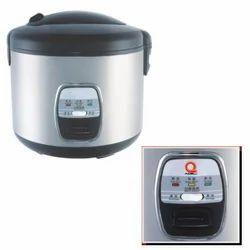 Aluminium Rice Cooker, 700 Watt