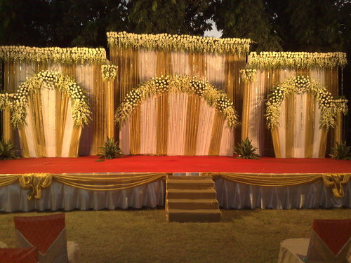 Service Provider Of Event Organization Amp Wedding Stage