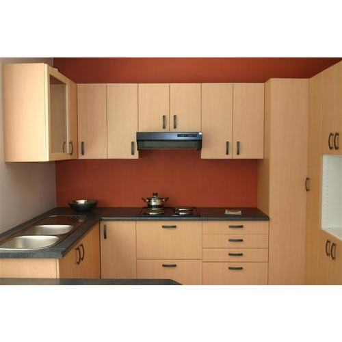 Manufacturer of Modular Kitchens Wooden Furniture by Sunrise