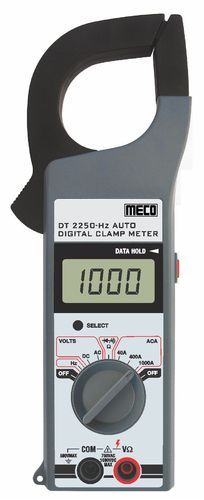 Digital Clamp Meter And Digital Insulation Tester