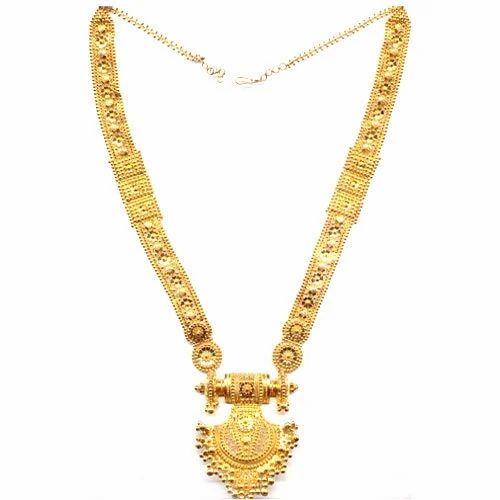 c78c6bb88b Designer Gold Plated Necklace   Super Chem Finishers   Manufacturer ...