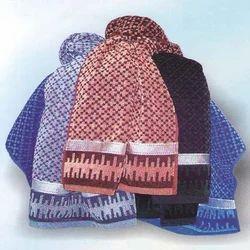 Silk Border Towels