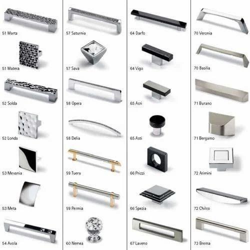 Kitchen Internal Fittings, Kitchen Hardware