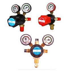 Industrial Compressed Gas Regulators