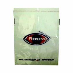 White PP Printed Bags, Packaging Type: Packet