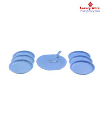 Blue Cake Set