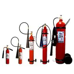 Carbon-Di-Oxide Fire Extinguisher Omex