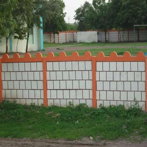 Home RCC Compound Wall