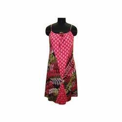 Designer Red Dress