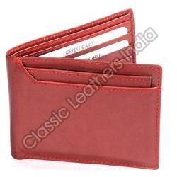 Mens Bi-fold Wallets
