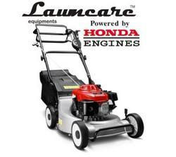 Honda Lawn Mower with GXV160 petrol engine