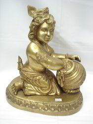 Krishna Makhan Statue