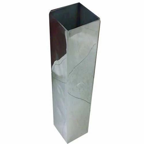 Square Flower Vase Steel Vase Dsidc Delhi Onkar Industries