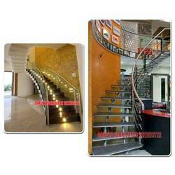 Steel Stair Cases