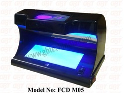 fake note detector gbt fcd m05