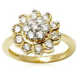 Round Diamond Rings
