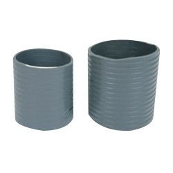 Grey Suction Hose Pipes