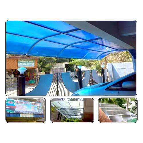 Color Coated Cold Rolled Frp Roofing Sheet Rs 45 Square