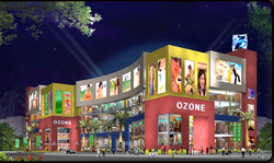 Building Project-Ozone Mall