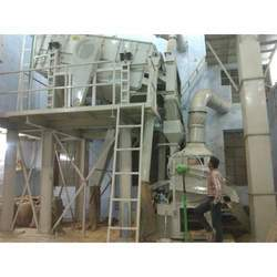 Groundnut Pods Cleaning Plant