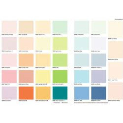Textured Paint Shade Cards Paints Wall Putty Varnishes Patni