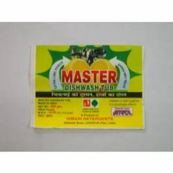 Master Dishwash Detergent Cake