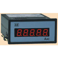 True Rms Onsite Programmable Digital Panel Voltmeter