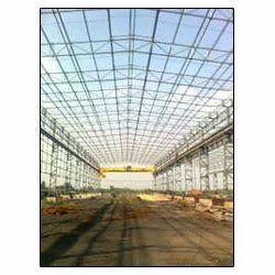 Factory Sheds Construction Services