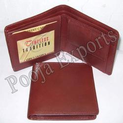 Leather Men''''s Slim Wallet