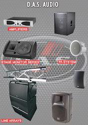 DAS Audio Systems