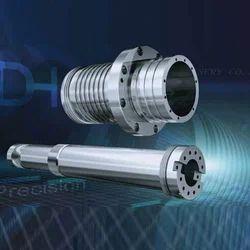 CNC Lathe Spindle