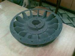 MSCKOLKATA 18 Cast Iron Motor Cooling Fan Blade