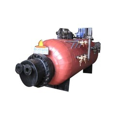 Hot Oil Circulation Multi Pass Steam Boiler