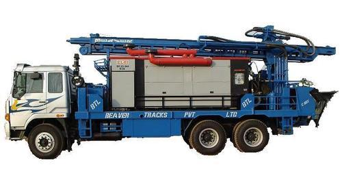 Water Well Drilling Rigs - Pickup Mounted Water Well Drill Rigs