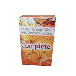 Nutritional Energy Drinks