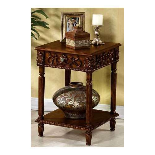 Marvelous Wooden Carved Table