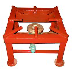 Iron Frame Burner