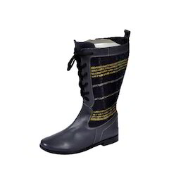Ladies Nitrile Leather Boot