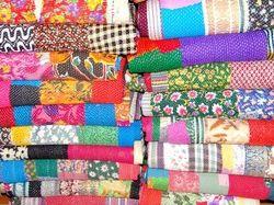 Vintage Patchwork Sari Quilt