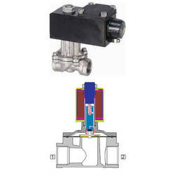 2 Port High Orifice Solenoid Valve